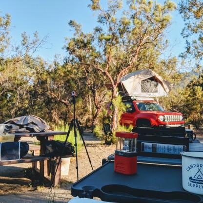 Keto Camping